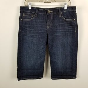 Kut From The Kloth Denim Jeans Shorts 8